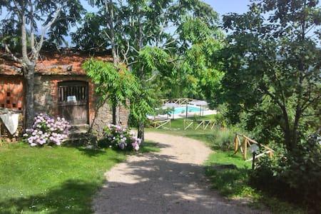 Il Gelsomino, Agriturismo Casa Giannino, Arezzo - Apartamento