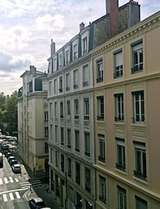 A simple room - Lyon