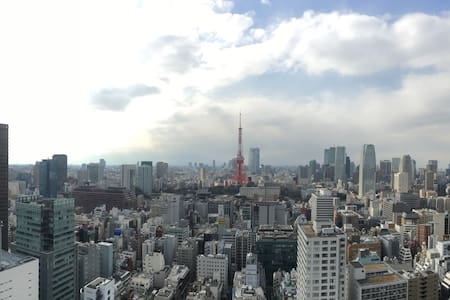 Great Tokyo twr View, Great Access - Appartement
