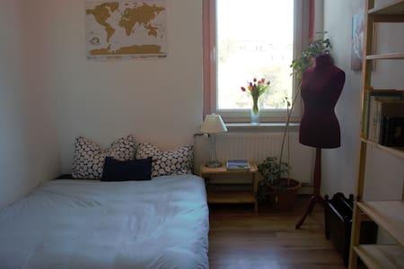Helles schönes Zimmer, Bahnhofsnah - Wohnung
