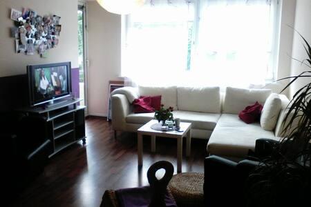 Zauberhafte kleine 2 Zimmer-Wohnung - Hambourg - Appartement