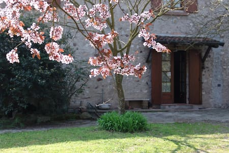 B&B Cascina Campagnola: Suite Rosa - Pozzolengo - Bed & Breakfast
