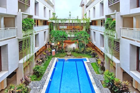 Promo 50 % off Hotel apartment Seminyak - Kuta