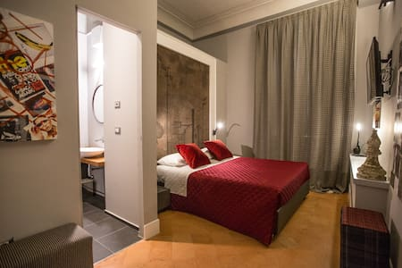 Dimora Storica Palazzo Cannavina - Suite Alfiere - Bed & Breakfast
