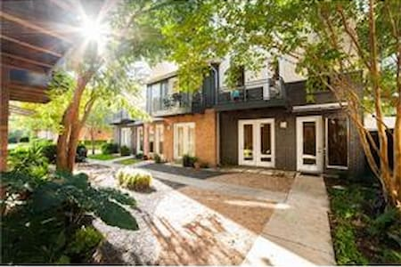 Zilker Pied-a-Terre PrivateEntrance - Austin