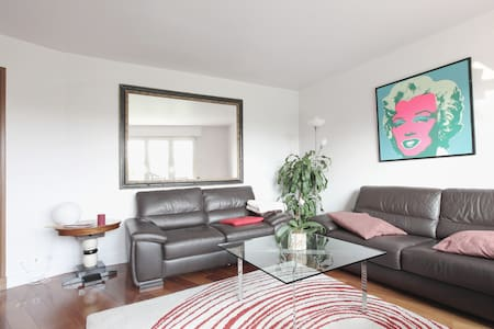 Sunny appartment in the heart of Montparnasse - Paris - Apartment