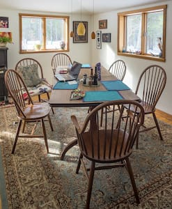 Mid-Maine woods cottage - Whitefield