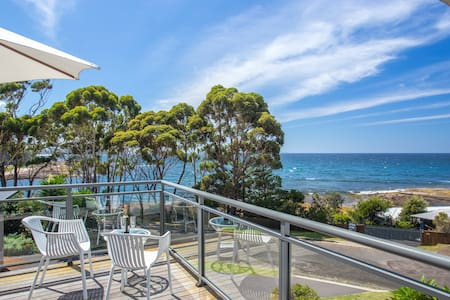 Reef on Collers Beach House - a place by the sea. - Mollymook - Haus