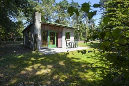 Tweepersoons bungalow op het park. - Doorn - Appartement
