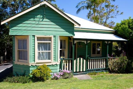 Federation cottage with a lot to love - Thirroul