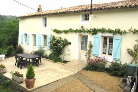 """""""La Clémentine"""" Maison de village en Poitou - Sainte-Ouenne - Casa a schiera"""