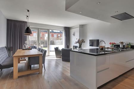 Luxury home, 20 min. from City Centre Amsterdam - Dom