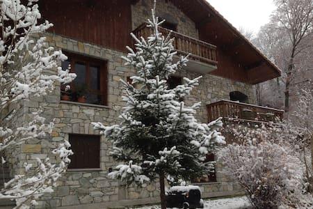 Appart.au coeur des stations de ski - Appartement