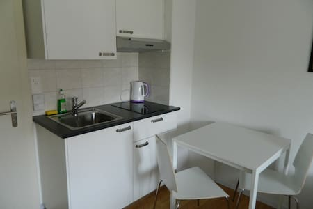 rent-a-home Delsbergerallee - Studio #1 - Basel