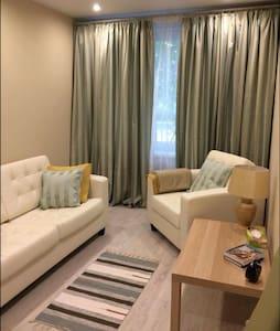Уютная Двухкомнатная  квартира в центре - Moskva - Apartment