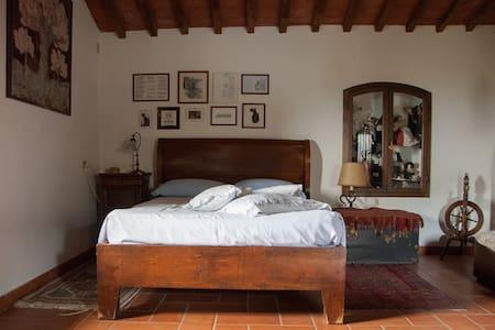 casa romantica, campagna toscana - Haus