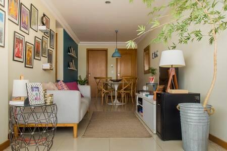Apartment 3bed - Equipped - Recreio - Olympics - Rio de Janeiro