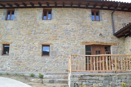 Casa rural Etxegibel - Ilúrdotz