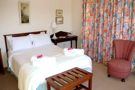 Whale Watchers Inn, Salmon room - Bed & Breakfast