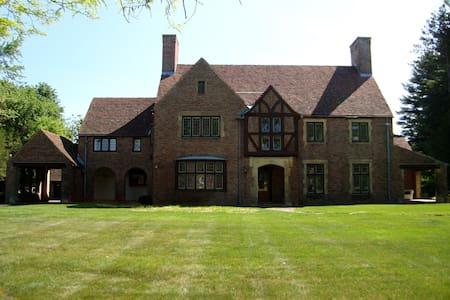 Comfortable historic home - Glens Falls - Maison