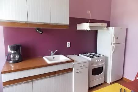 logement confortable a la campagne - Cassagnoles - Apartemen