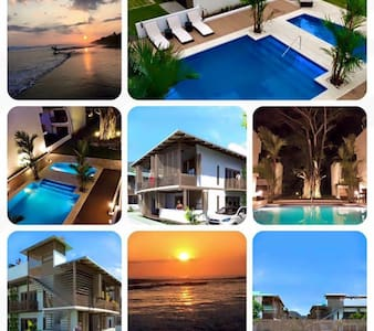 Condominio El Rincón Playa Bejuco - Bejuco - Lakás