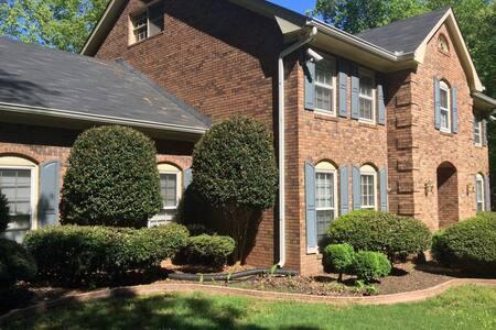 Peaceful Retreat in Atlanta - Mableton - Rumah