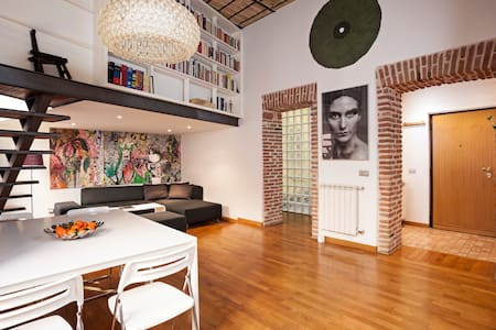 'LOFT Beautiful Time Rome' - Roma - Apartment
