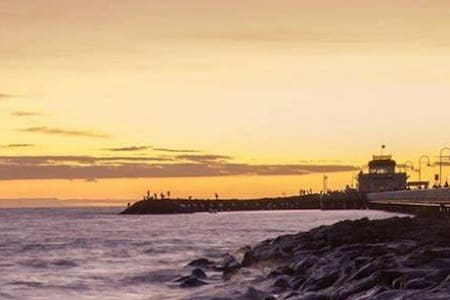 Beachside, great locale, 12 min CBD - Saint Kilda East