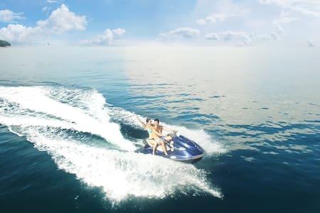 mySuites OCEAN SUITE 4A+2C @ Private Nasugbu Cove - Daire