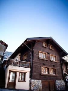 Plaisir en Anniviers - Vissoie - Alpstuga