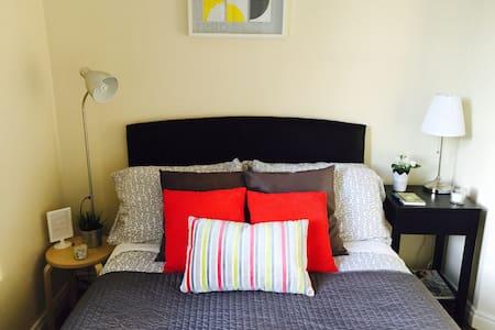 City Centre Smart Double Bedroom