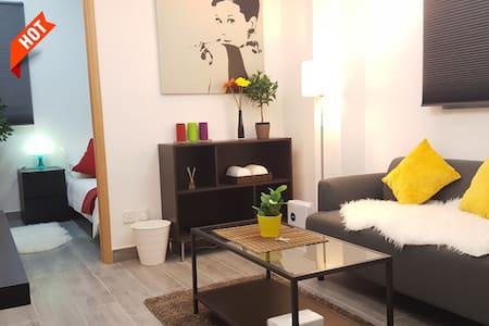 Superb Apartment in Tsim Sha Tsui - Hong Kong - Appartement