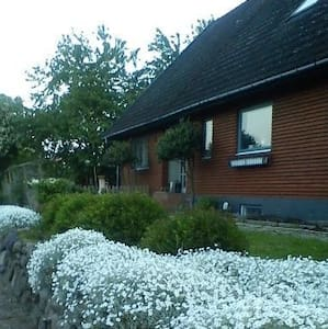 Large house, 17km to Helsingborg, beach 5 minutes. - Rumah