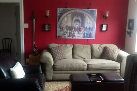 3rd floor 1BR, WORLD SERIES NEXT DOOR - Lakás