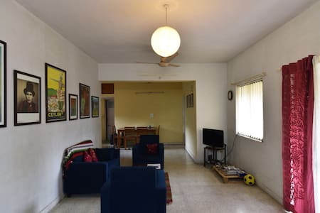 A cozy room for 1 in Navi Mumbai - Apartment