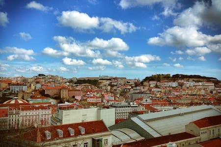 Apartamento T0 no Chiado, Lisboa - Apartamento