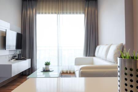Modern luxury room in the heart of Bangkok - Bangkok - Wohnung