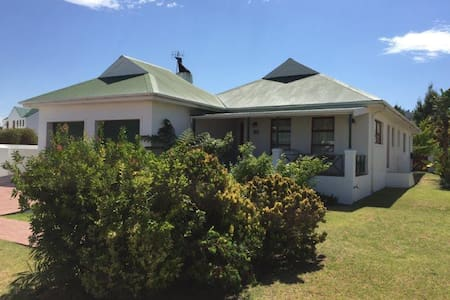 THEEWATERSKLOOF COUNTRY ESTATE - Villiersdorp - House