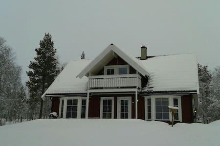 Svanvik, room 2. - Svanvik - Hus