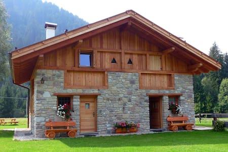 Chalet Lago dei Caprioli - Sommerhus/hytte