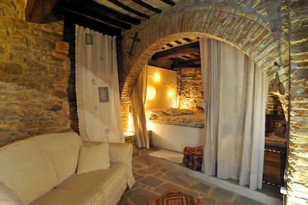 Suite medievale nel castello di Panicale - Panicale - Lägenhet