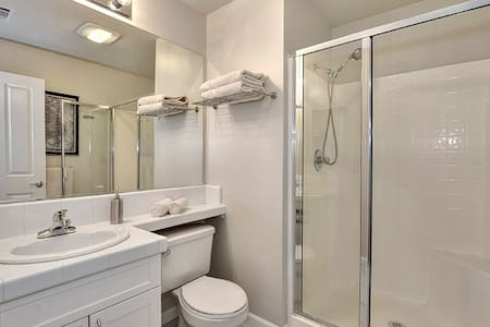 Private bed & bath in Mountain View
