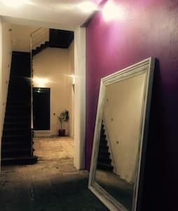 Private Suite. DOWNTOWN - Loft