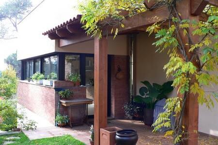 Habitació doble en plena naturaleza - Santa Maria de Palautordera