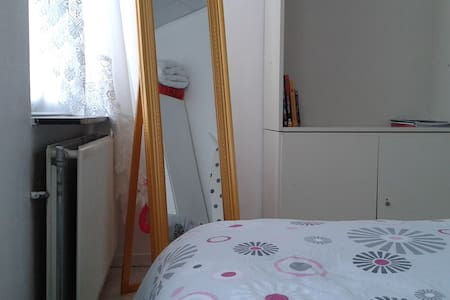 Nice room in Brussels - Anderlecht - Apartment
