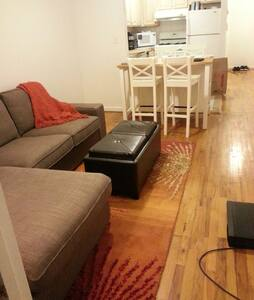 1 bdrm apt. 30 min to Manhattan - WOODSIDE - Appartamento