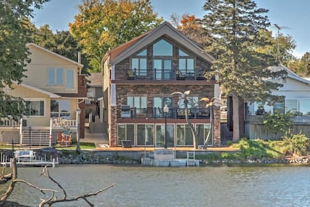 3BR Lake View House w/Waterfront Location! - Lake View - Maison