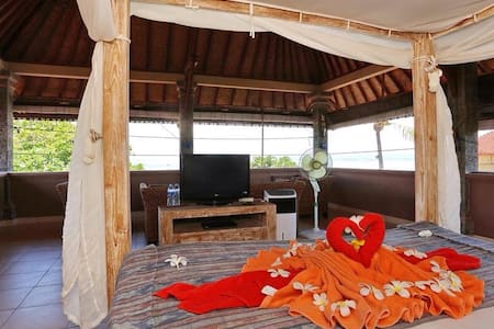 King Suite with amazing ocean view - Nusa Lembongan