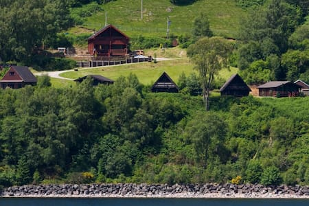 Great Glen Lodges - Highland - Cabana